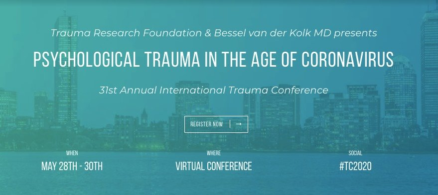 Online Keynote at the International Boston Trauma Conference